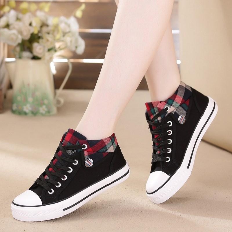 히쿠 여자 봄 여름 편한 신발 캐주얼 슈즈 C 38 Nuuj9c