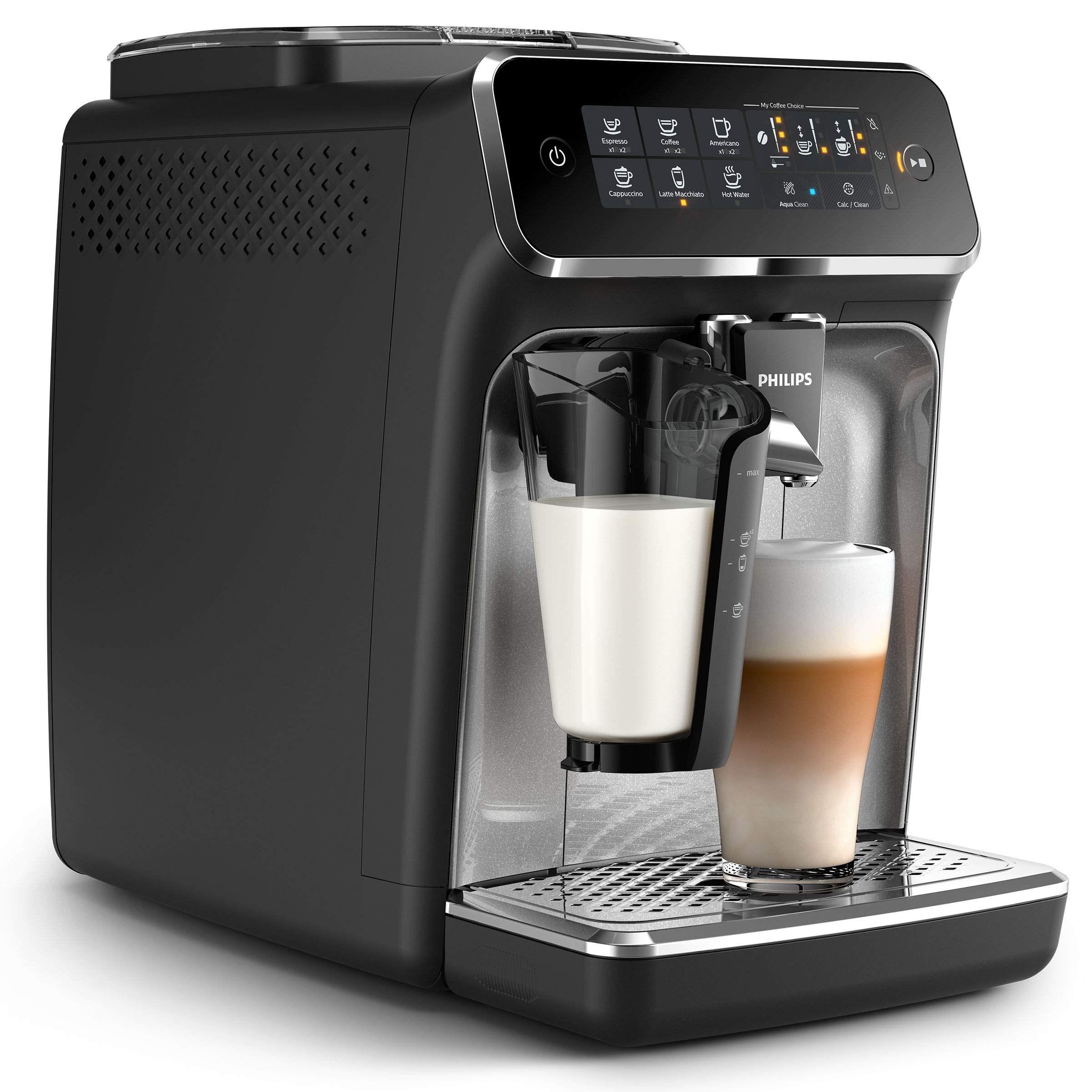Philips 필립스 라떼고 3200 전자동 에스프레소 커피 머신, EP3246 / 70