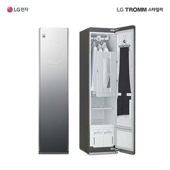 LG스타일러 블랙에디션 S3MFC(3벌+바지1벌), 단품