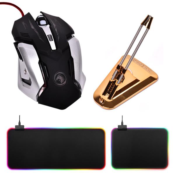 슈페리온 게이밍3종세트 RGB게이밍마우스 RGB마우스장패드 마우스번지대 유선 마우스, S-PAD2(일반형 장패드)/A1-실버, ZEUS-G10 화이트