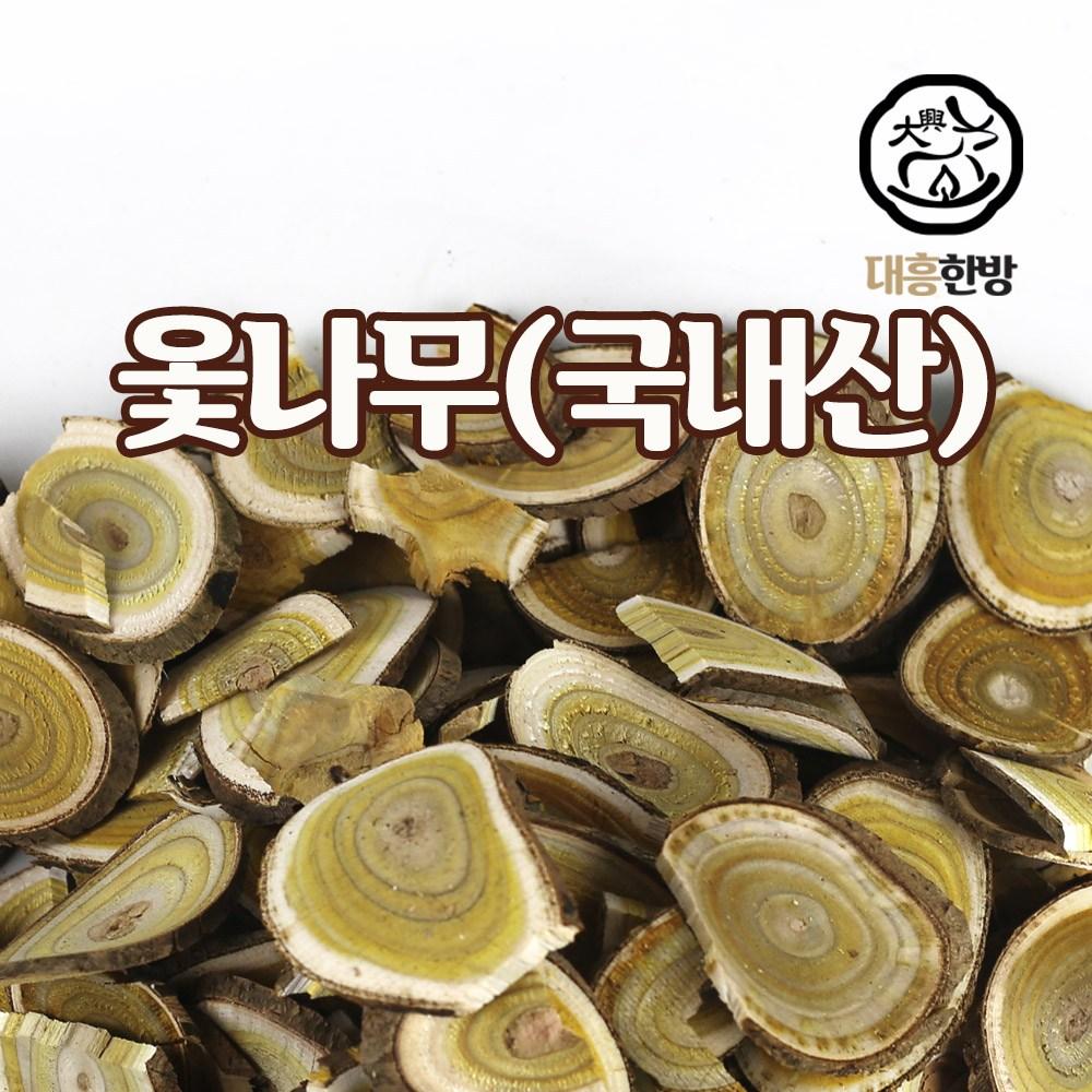 대흥한방 옻나무(편) 3kg 국내산, 1개