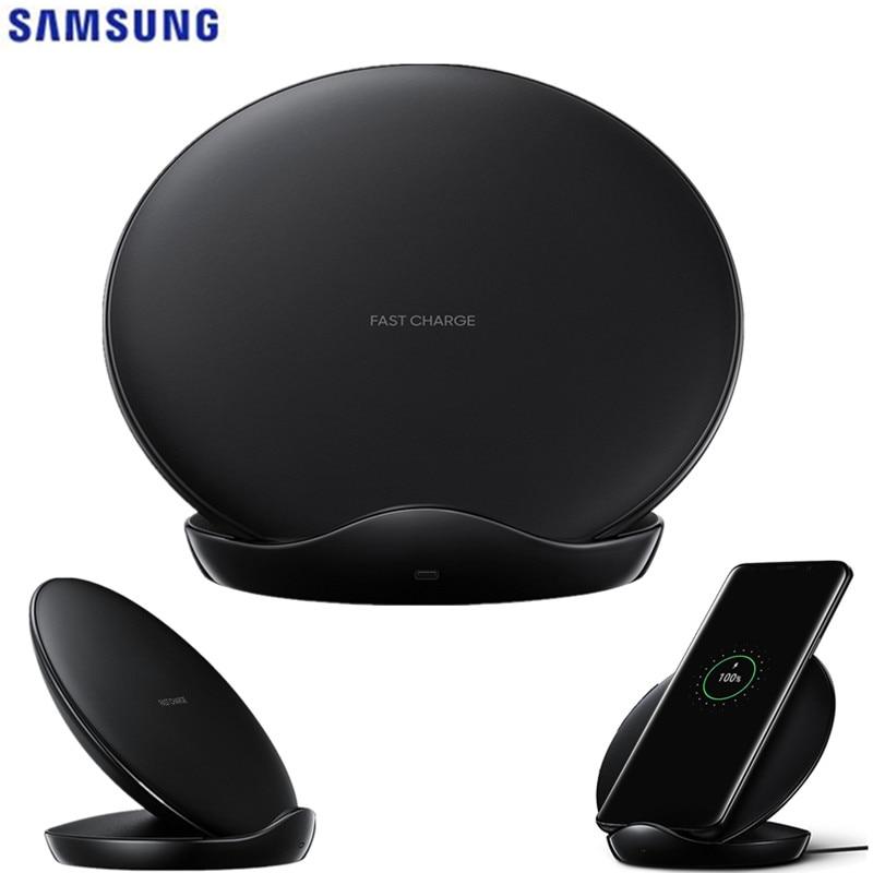삼성 무선 QI 패드 충전기 적합 기종 GALAXY S10 S9 S8 PLUS S7 NOTE10 IPHONE 8 PLUS X HUAWEI MATE 20PRO EP-N5100, White|Charger and Cable (POP 5707436760)