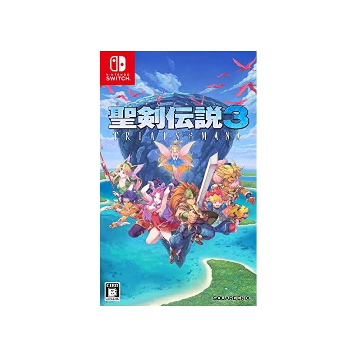 성검전설3 트라이얼즈 오브 마나 - Switch, 단일상품