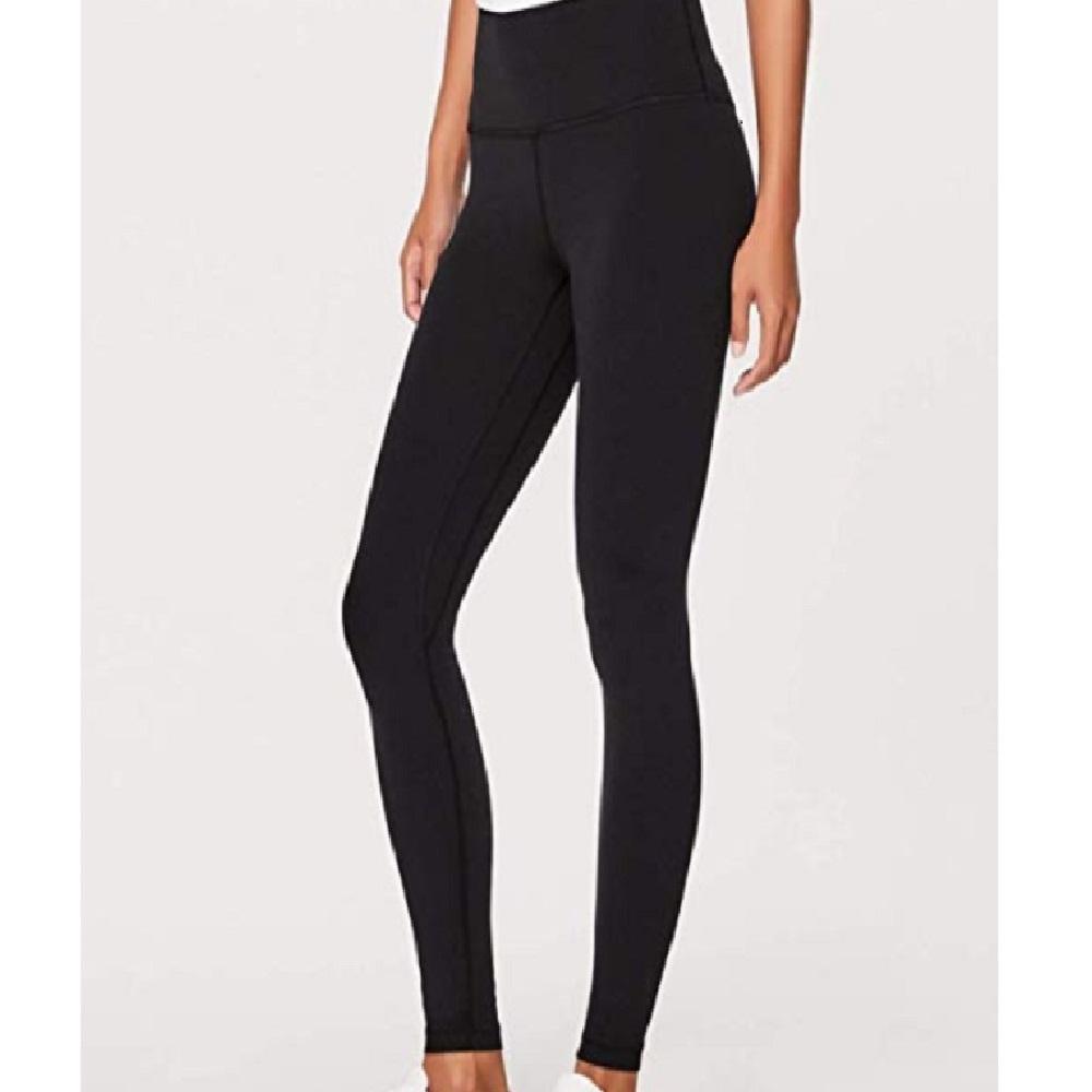 Lululemon 룰루레몬 요가 팬츠 레깅스 Align Pant Full Length Yoga Pants (Size 4 6 8)