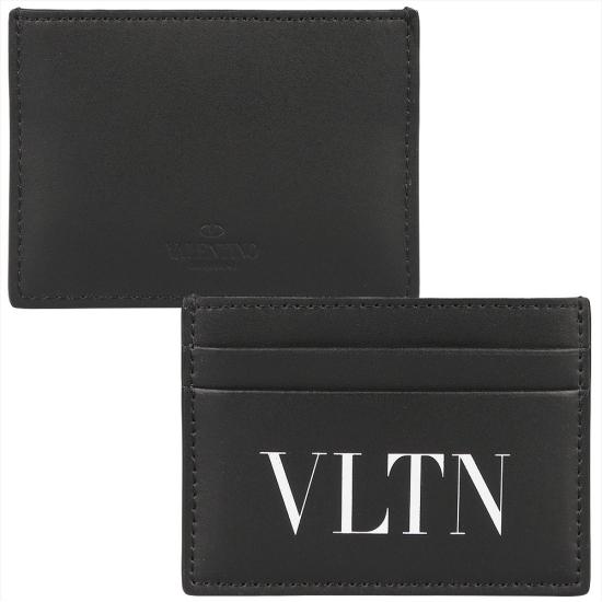 명품_제이케이샵 발렌티노 20FW VLTN 로고 카드지갑 (UY2P0448 LVN 0NO)_C6U7