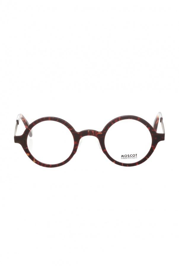 Moscot 'Zolmant' optical glasses ZOLMANT 0-2008-01 TORTOISE PINE 150불 이상 주문시 부가세 별도