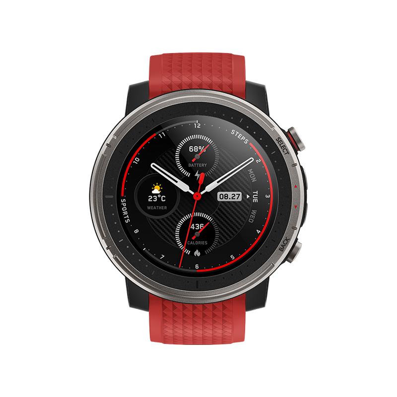 [National Track and Field Team에서 공식 권장] Amazfit Smart Sports Watch 3 Huami Outdoor GPS, 상세내용참조, 상세내용참조