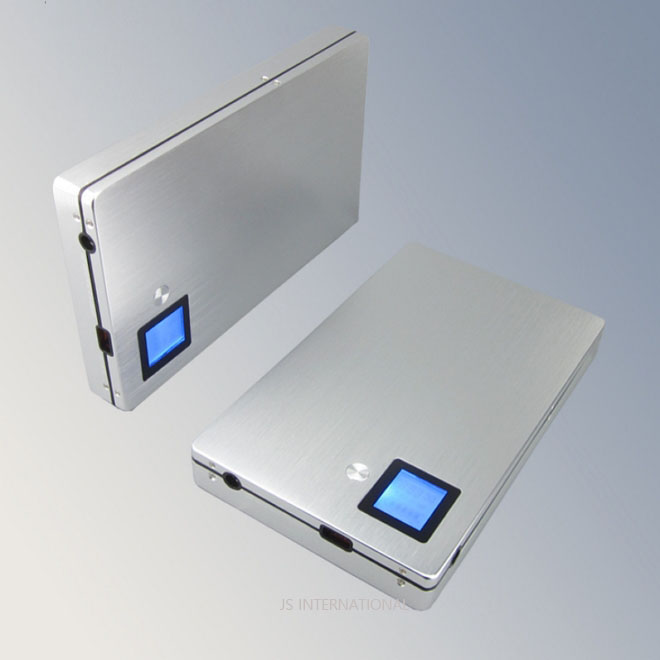 JS인터네셔널 노트북대용량보조배터리 100000 120000mAh 휴대용배터리, CO2-BLACK(블랙), J03-100000mAh