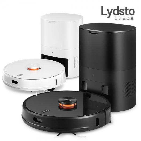 샤오미 8세대 청정스테이션 로봇청소기 라이드스토 R1, 라이드스토R1_블랙 (POP 5509948073)