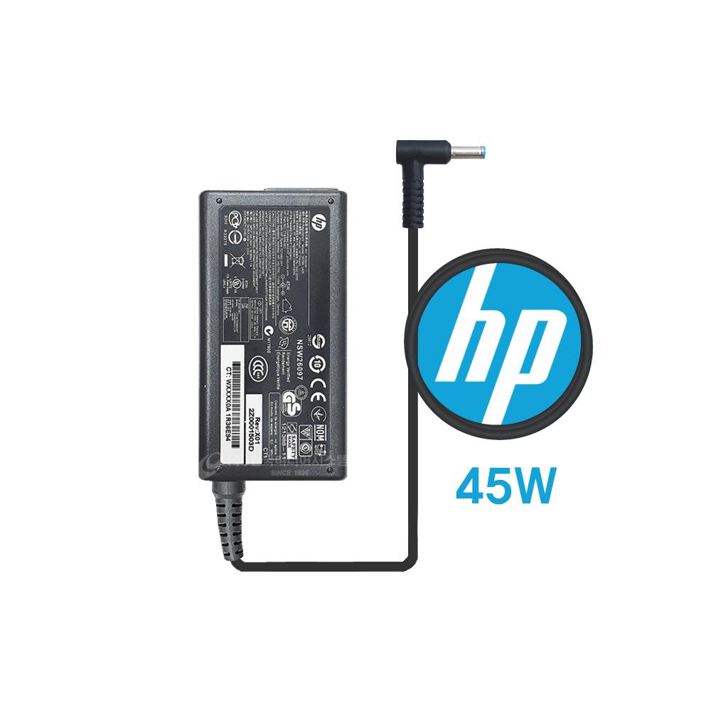 HP 19.5V 2.31A 45W (4.5) HSTNN-CA40 DA40 LA35 정품 어댑터 블루핀