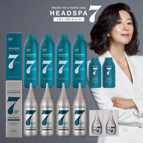 헤드스파7 트리트먼트+썬트리샴푸 구성, 단품