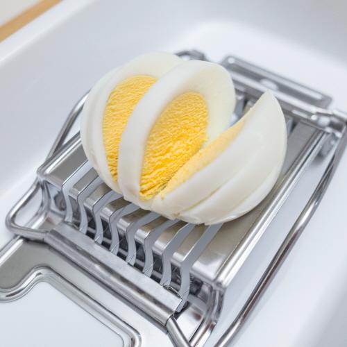 스텐 계란커터기 에그슬라이서 기발한아이디어상품