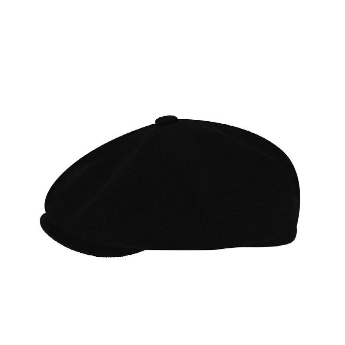 캉골 호커 뱀부 빵모자 K3217HT Black