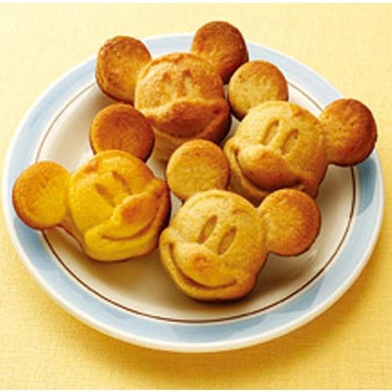 미키마우스 4구 쿠키틀 홈베이킹 귀여운 마들렌틀 아이와 함께 베이킹 베이킹틀 베이킹몰드