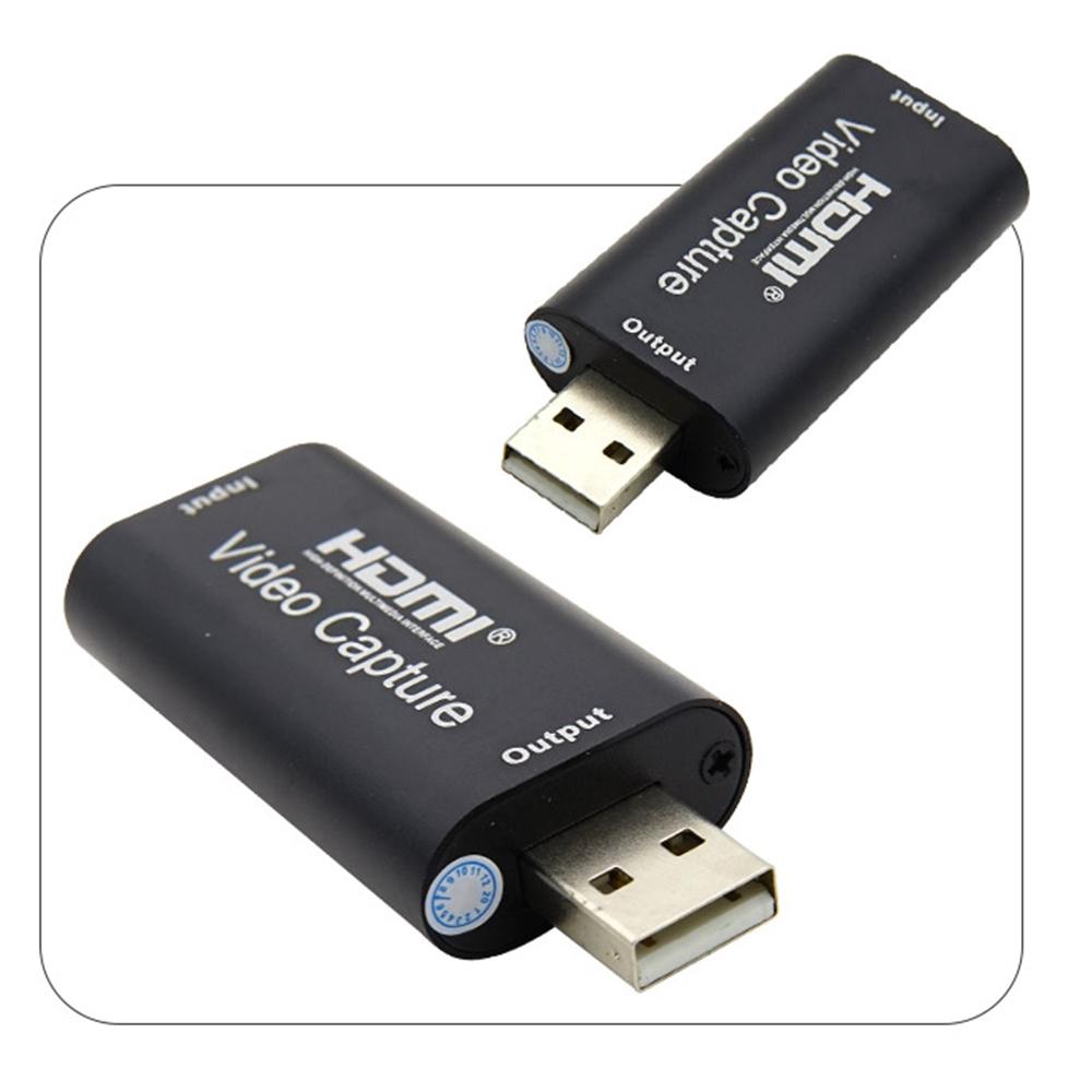 HDMI 캡쳐 4K 동영상 파일 녹화 고화질 영상 녹화기