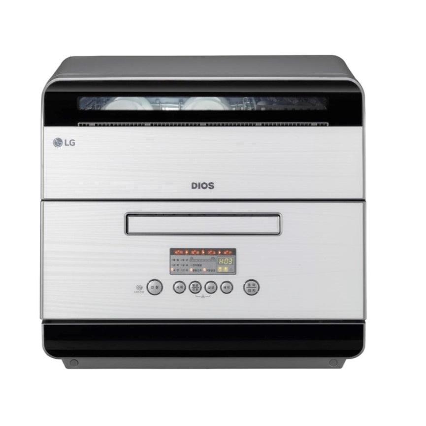 LG DIOS Dishwasher for 6 엘지 디오스 식기세척기(6인), D0633WFK