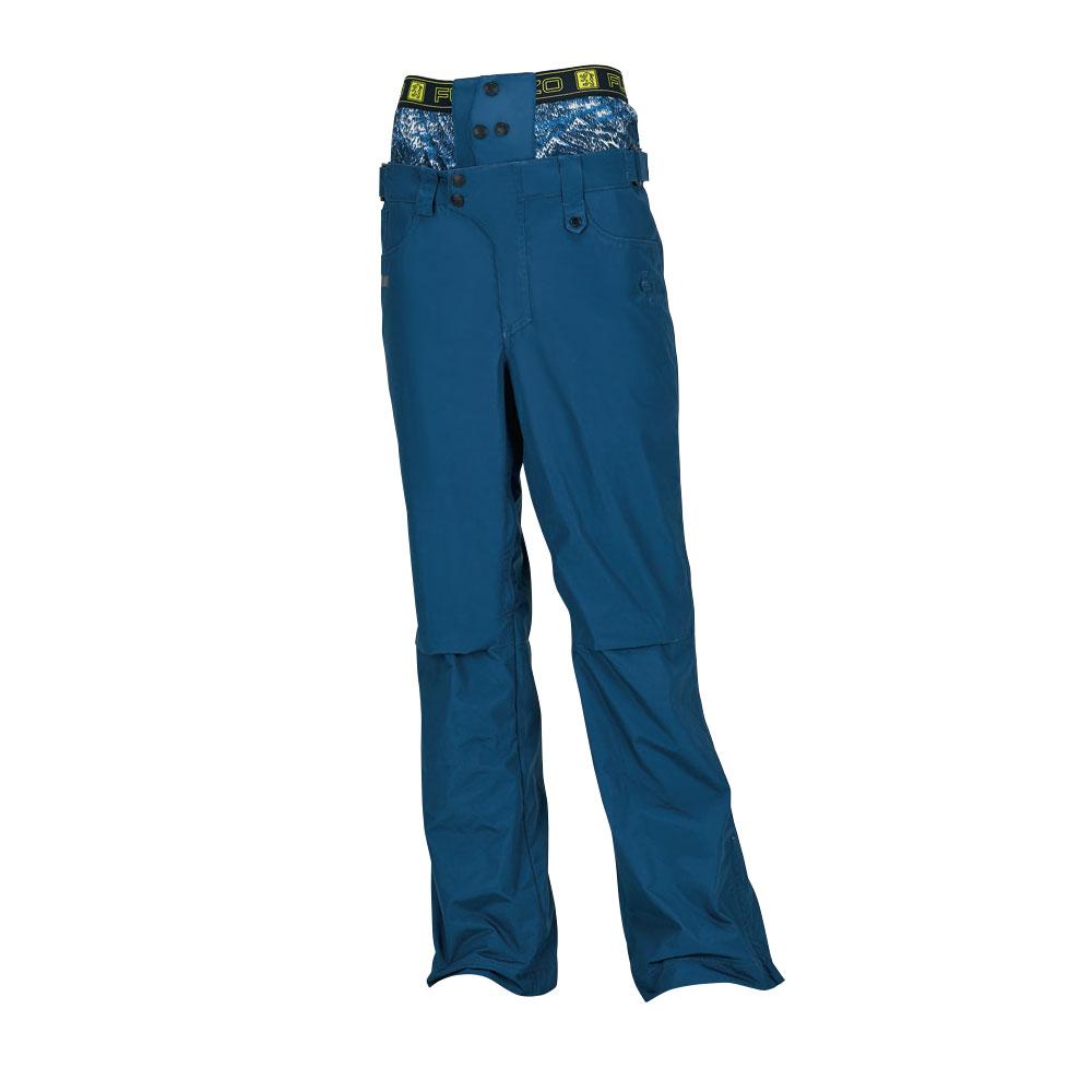 푸조 남성용 스노우보드 하의 블루 N9FZF904-5