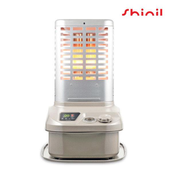 [신일] 업소용 로터리 히터 SRH-S8000SU (56㎡ 실내등유 3시간타이머 7단화력조, 상세 설명 참조