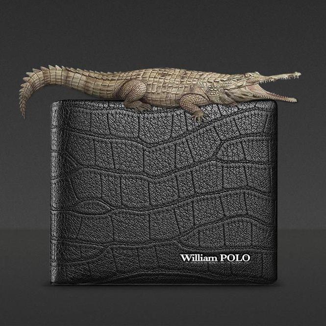 WilliamPOLO(윌리엄폴로) 181393 명품소가죽 남성지갑