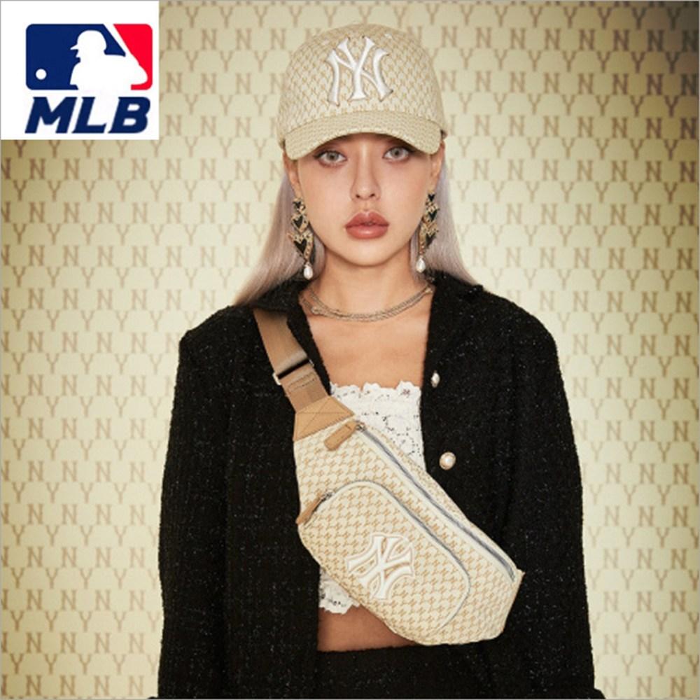 MLB 야구모자 커브조절캡 뉴욕양키스 32CPFB011 엠엘비
