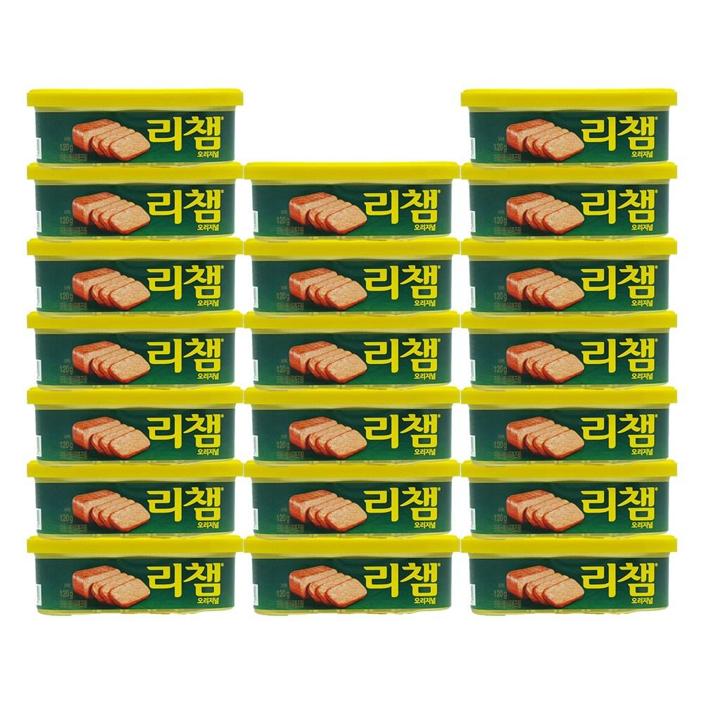 동원 리챔120g 10개, 20개, 120g
