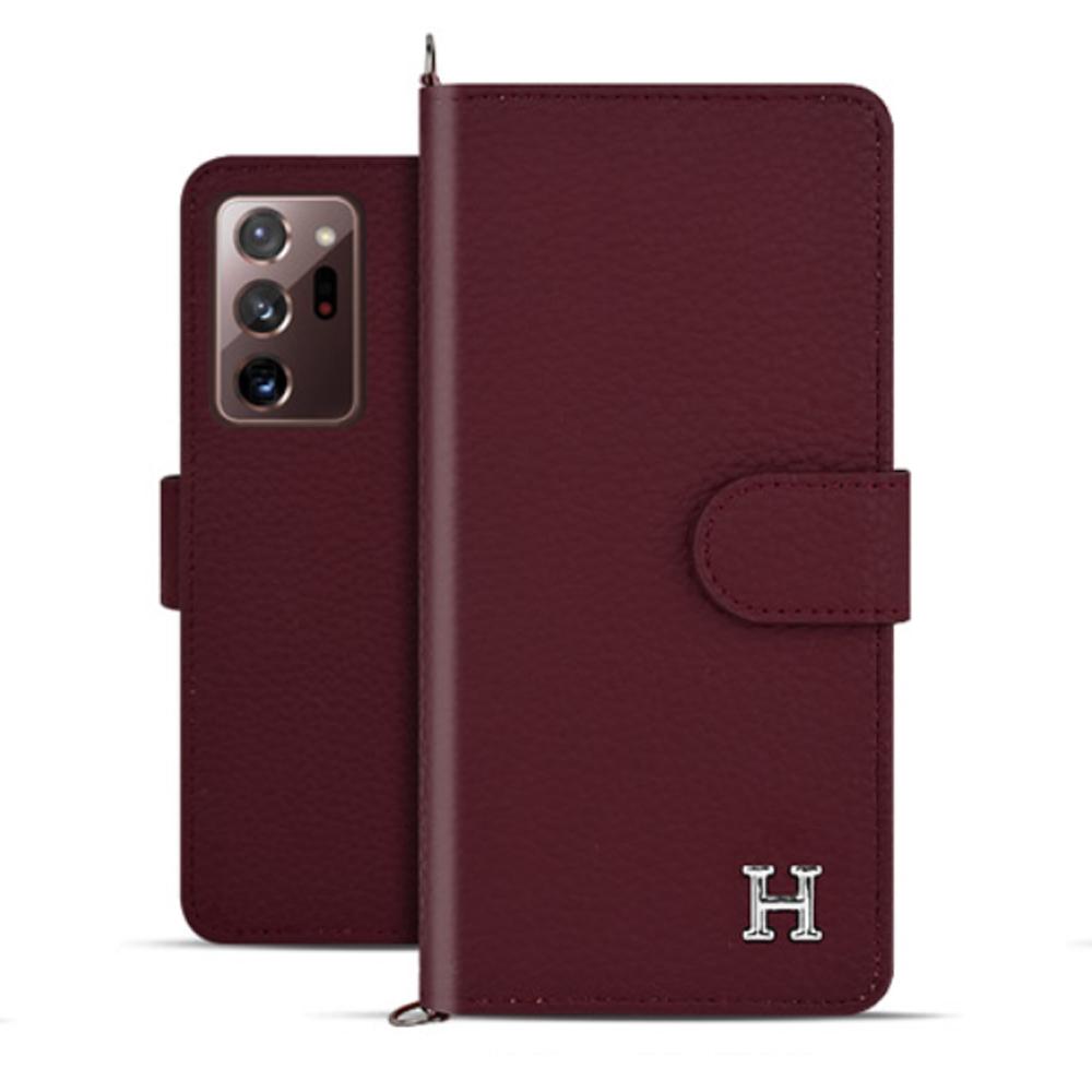 베네트 지퍼 월렛 다이어리 지갑형 카드 휴대폰 케이스 갤럭시 S21 울트라 S20 FE S10 5G