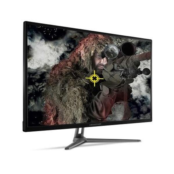 two1mall [크로스오버] 32인치 모니터 PLUS QHD 75hz HDR 평면 떡상 [무결점] WQHD / 게임모드 지원 프리싱크, 526373