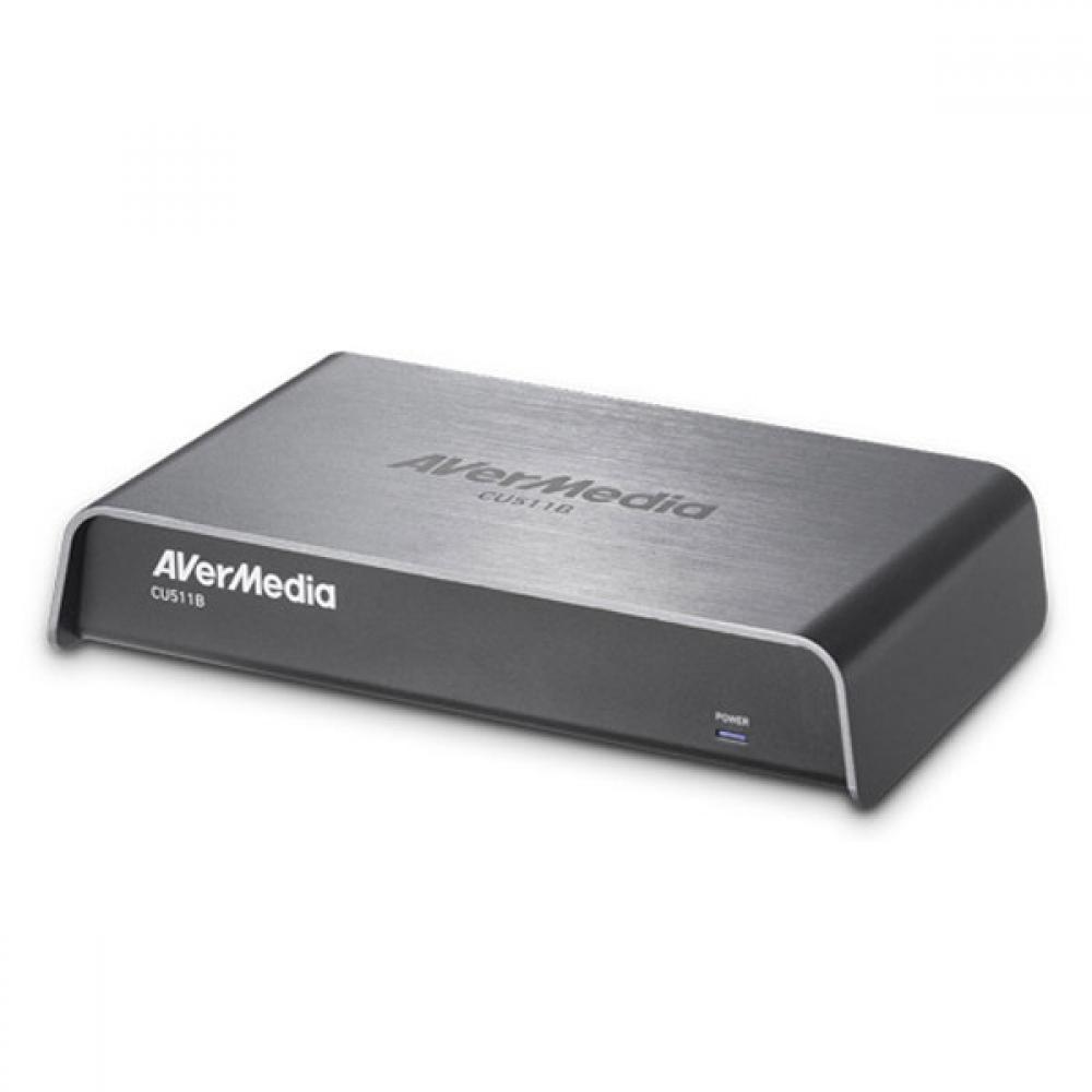 AVerMedia HD Capture CU511B USB 3.0 SDI DVI HDMI TV캡쳐 영상캡쳐기 외장캡쳐보드 유튜브캡쳐 영화캡쳐 캡쳐보드