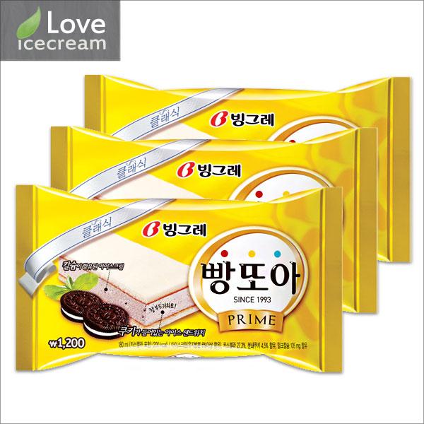 빵또아 아이스크림 24개(1박스), 단품