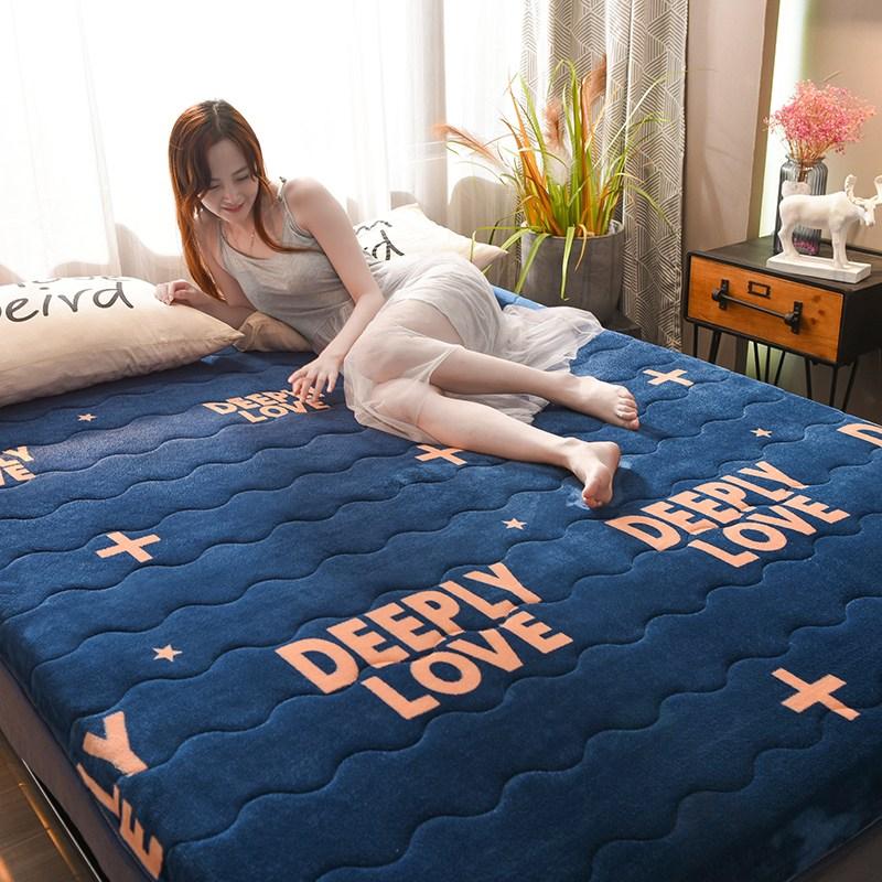 토퍼 템퍼 매트리스 침구 기타 겨울 침대 가정용 쿠션, AK_90 x 200 cm