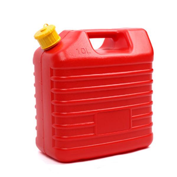 케븐 제리캔 연료통 기름통 석유통 등유통, 1개, NR 플라스틱 제리캔 10L