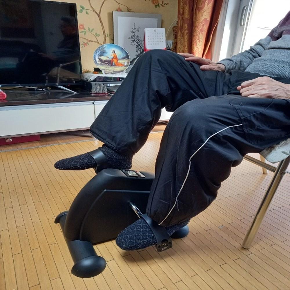 안유마켓 사이클 홈쇼핑 짐바이크 헬스장미니 접이식실내 재활자전거