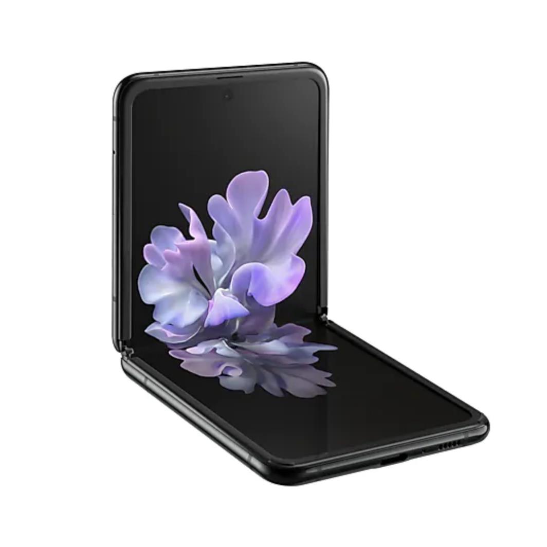삼성전자 [중고 미사용급] 갤럭시 Z 플립 블랙 256GB, 블랙(중고 미사용급), Z 플립 / Z Flip
