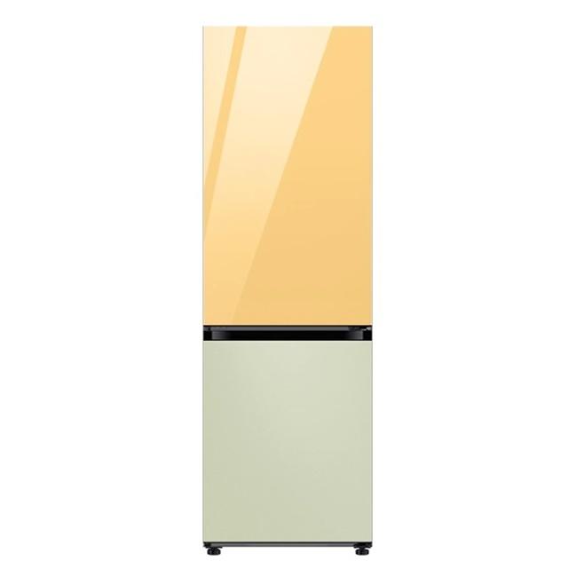 삼성전자 RB33T3004AP 비스포크 냉장고 키친핏 2도어 조합형, RB33T3004AP 글라스재질