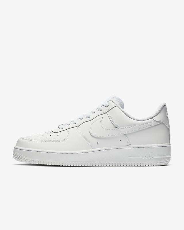 나이키 미공홈 Nike Air Force 1 '07 - White/White - 315122-111 315122-111 운동화