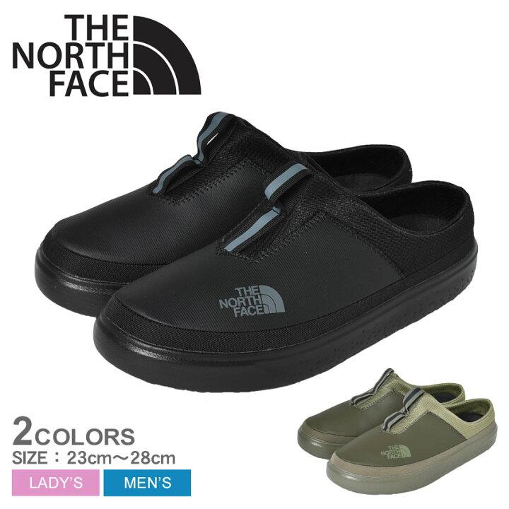 노스페이스 노스 페이스 베이스 캠프 모의 THE NORTH FACE 신발 남성 여성 블랙 그린 녹색 BASE CAMP MOC NF52146 야외 캠핑 컷 겨울 발수 부티