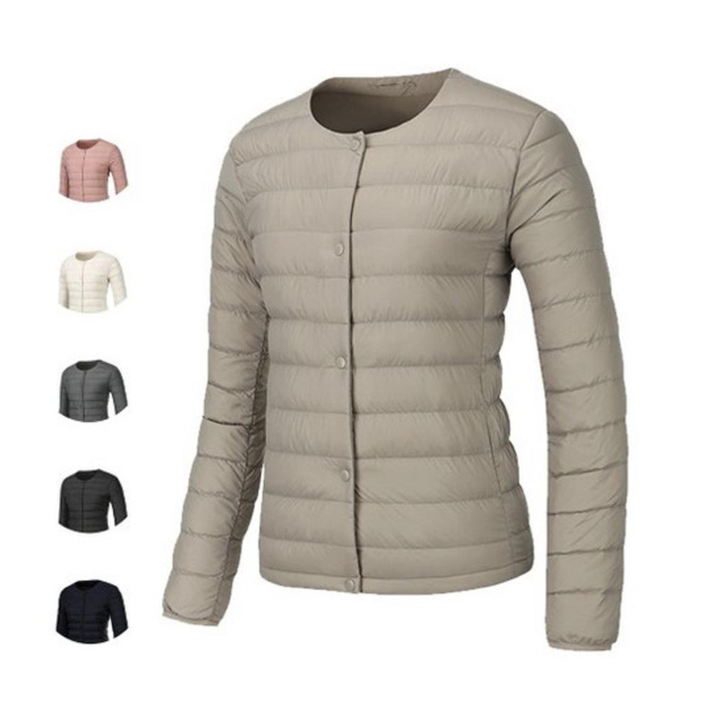 트루디팩토리 여성 경량 구스 다운 자켓