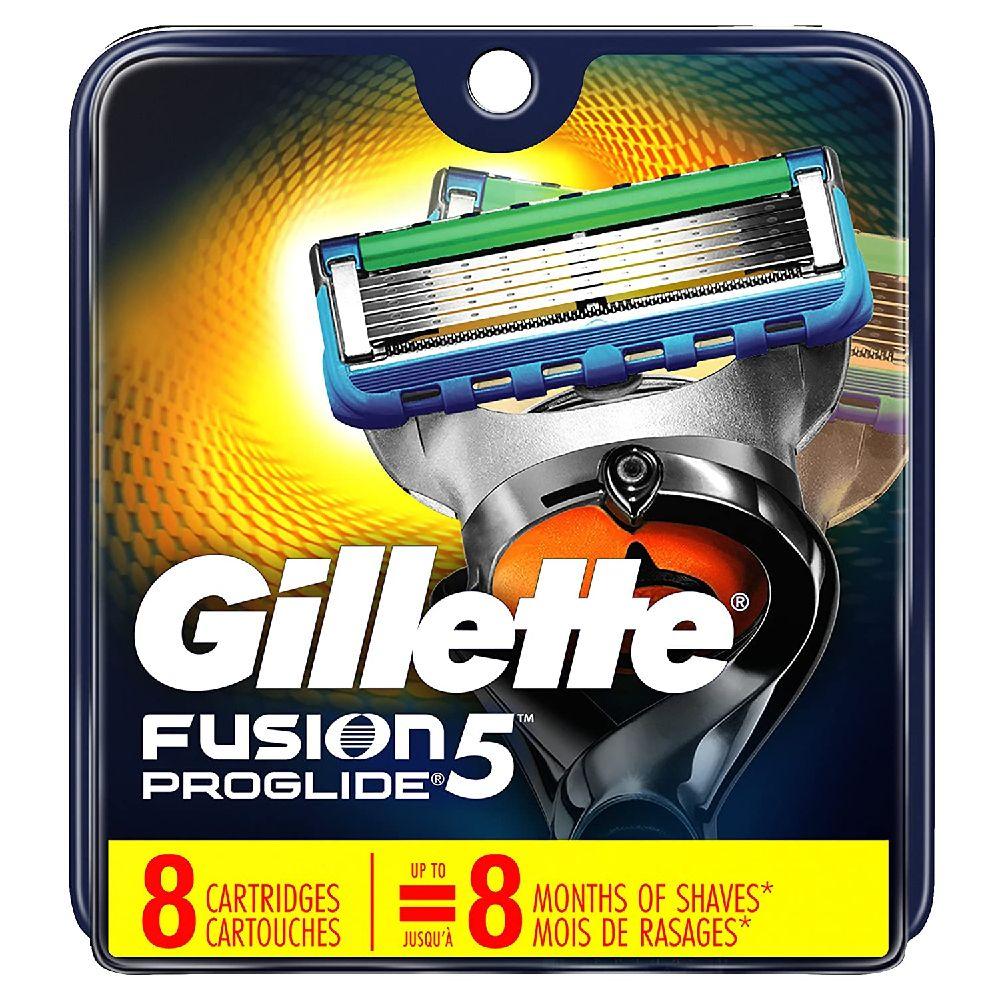 Gillette 질레트 면도기 8 개, none, 상세페이지참조