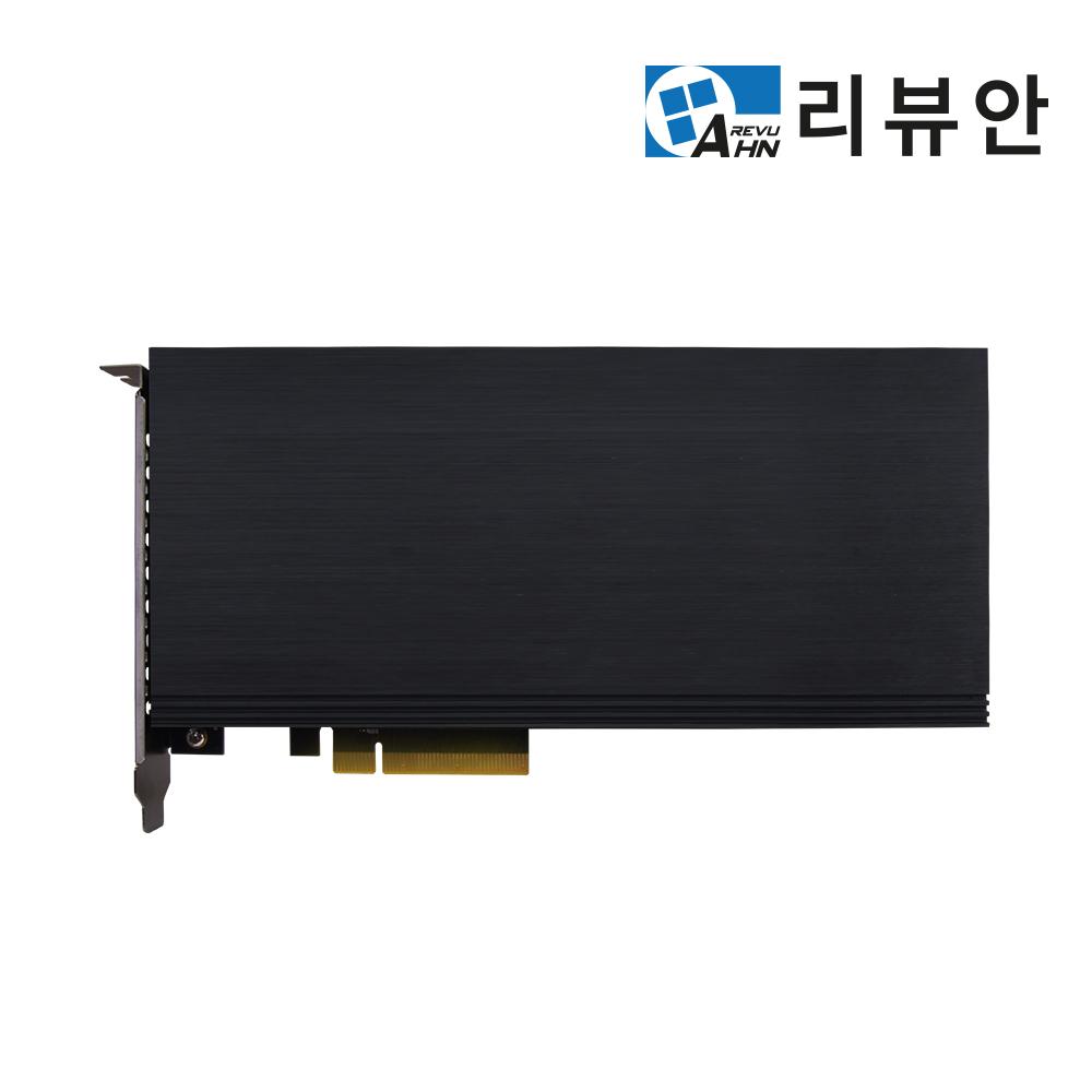 리뷰안 DX7000-Q1 NVMe PCIe SSD 엔터프라이즈 기업용, 2TB