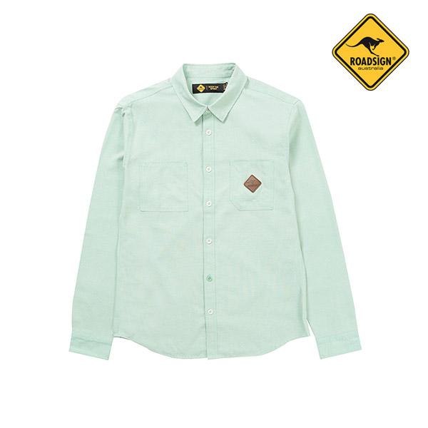 로드사인 [로드사인] P 유니 베이직 셔츠-RASY303A_GE