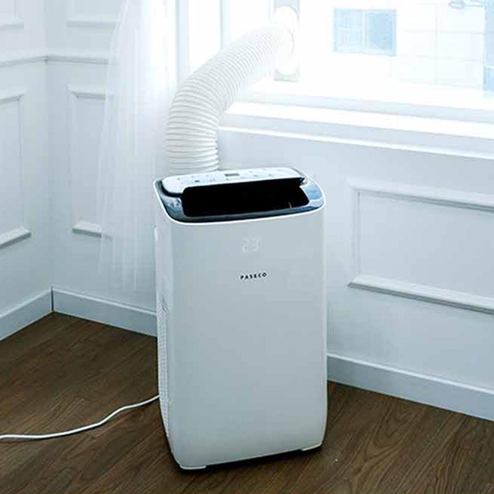 파세코 이동식에어컨 PPA-HC9000WB 냉방 제습에어컨 미니에어컨 이동식에어컨 냉풍기 계절가전 여름가전 실외기없는에어컨 제습기 냉방기, 본상품선택