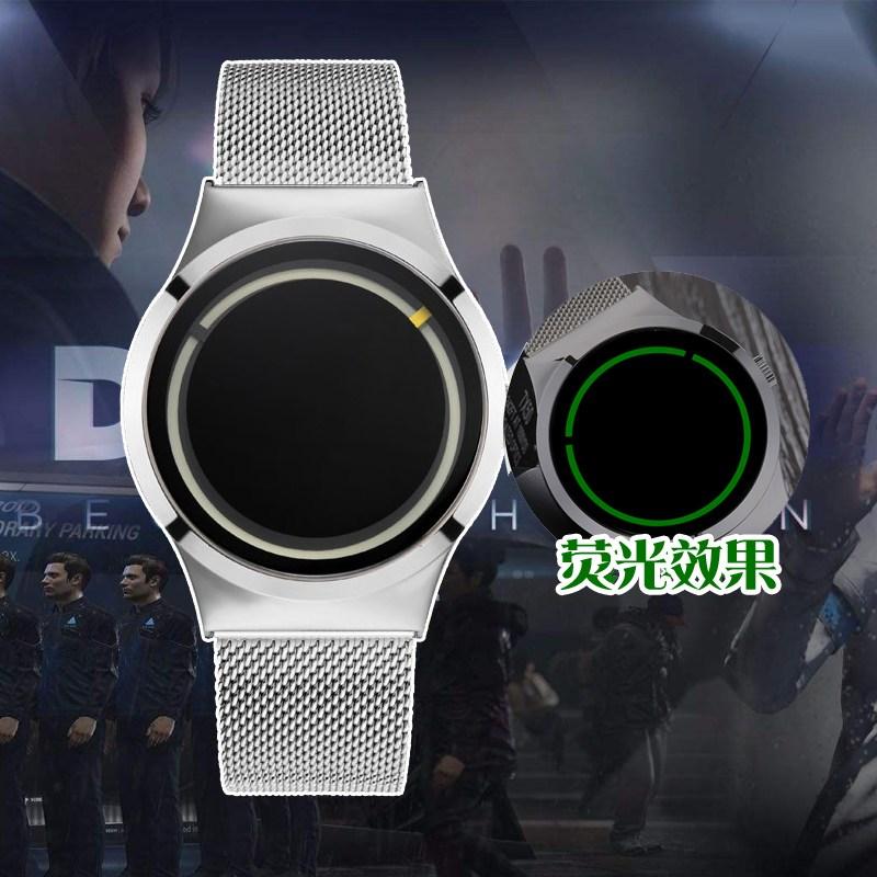 (해외)디트로이트 비컴 휴먼 손목시계