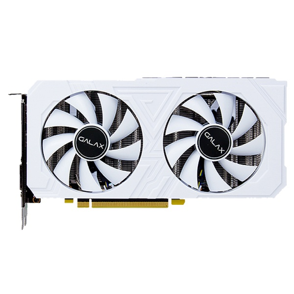 [3일이내출고][Galaxy] GeForce GTX 1660 SUPER EX WHITE OC D6 6GB, 단일옵션