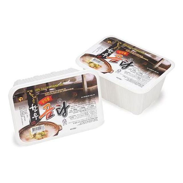즉석탕의령황새골즉석국한우사골곰탕연호전통식품고기구성품인분, 이 상품이 마음에 들어요