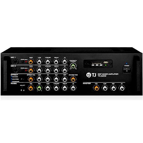 태진 고성능 TA-G202 2채널 노래방앰프 업소용 노래방기계