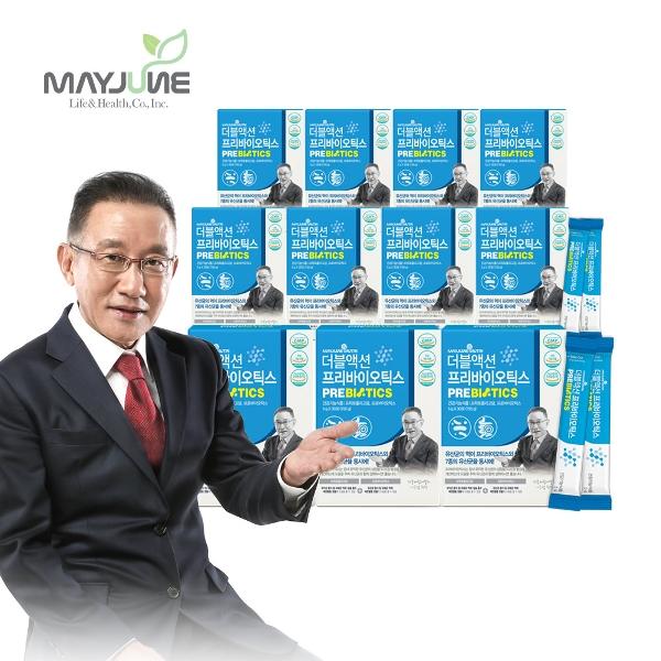 메이준뉴트리 이승남 원장의 더블액션 프리바이오틱스 11박스 (11개월분), 기타