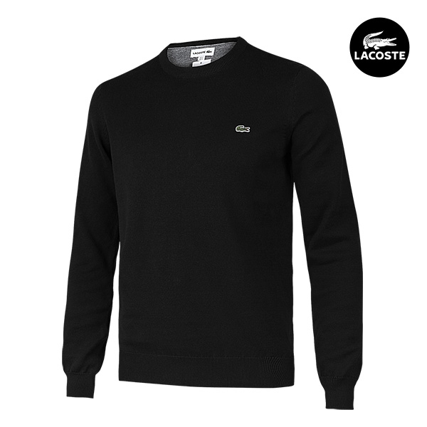 라코스테 라코스테 코튼 저지 스웨터 (AH3467-N72)