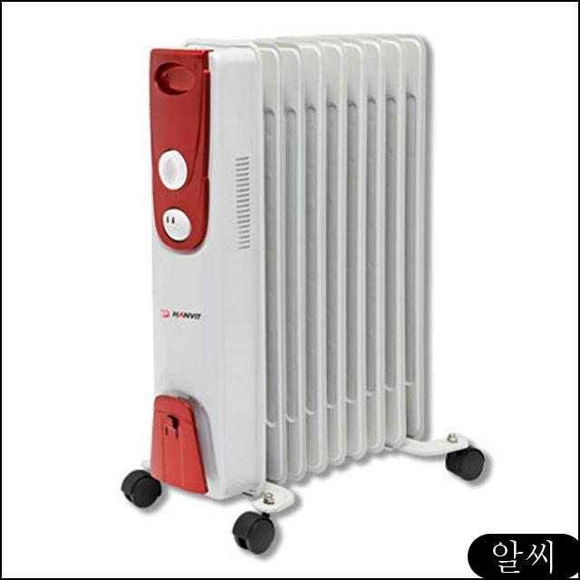 오일형 라디에이터 9핀 hv-900 카본히터 난방기난방기 공기청정기 히터기획전 rpwr, RCMK 본상품선택