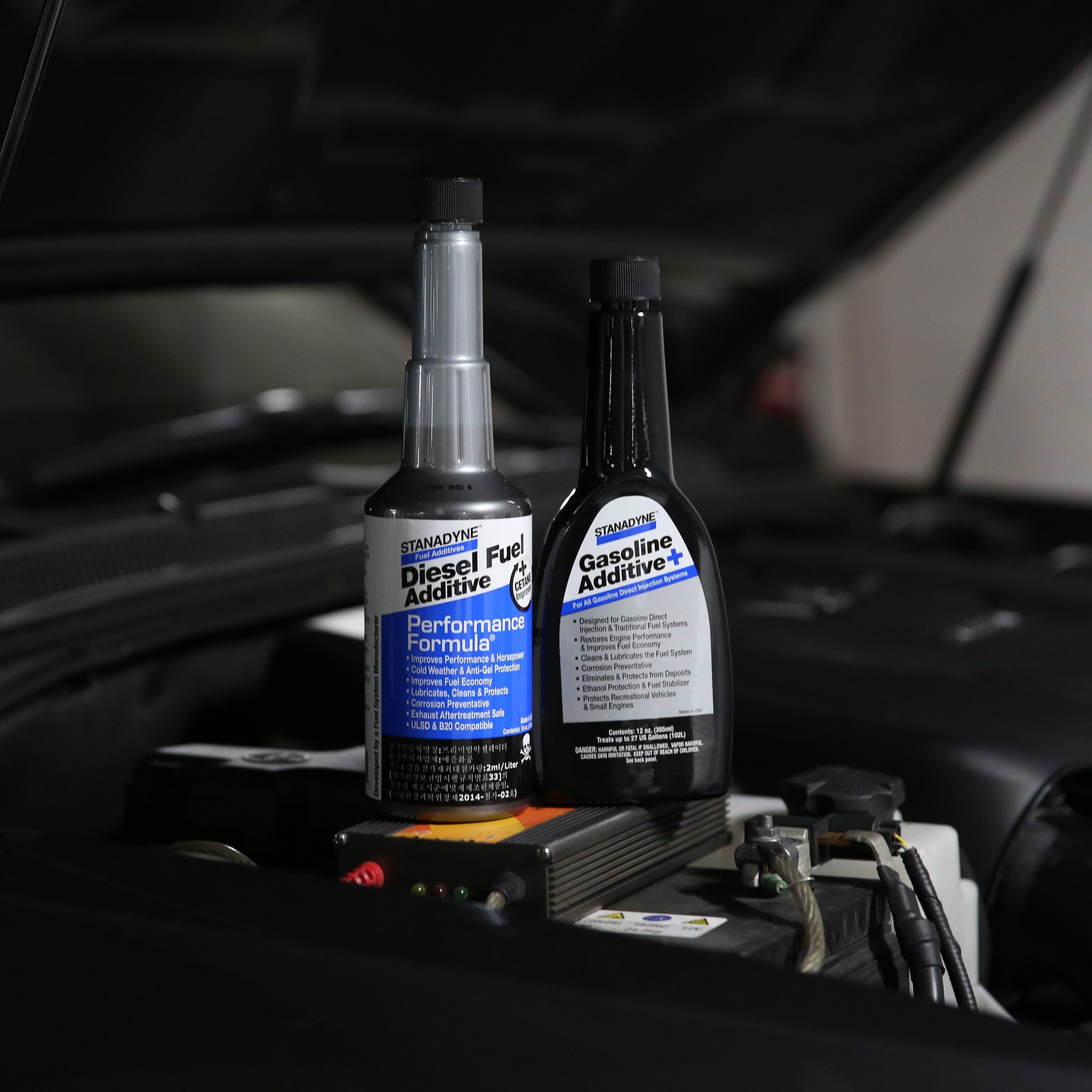 스타나다인 디젤 가솔린 연료첨가제, 12개, 스타나다인 가솔린연료첨가제 355ml