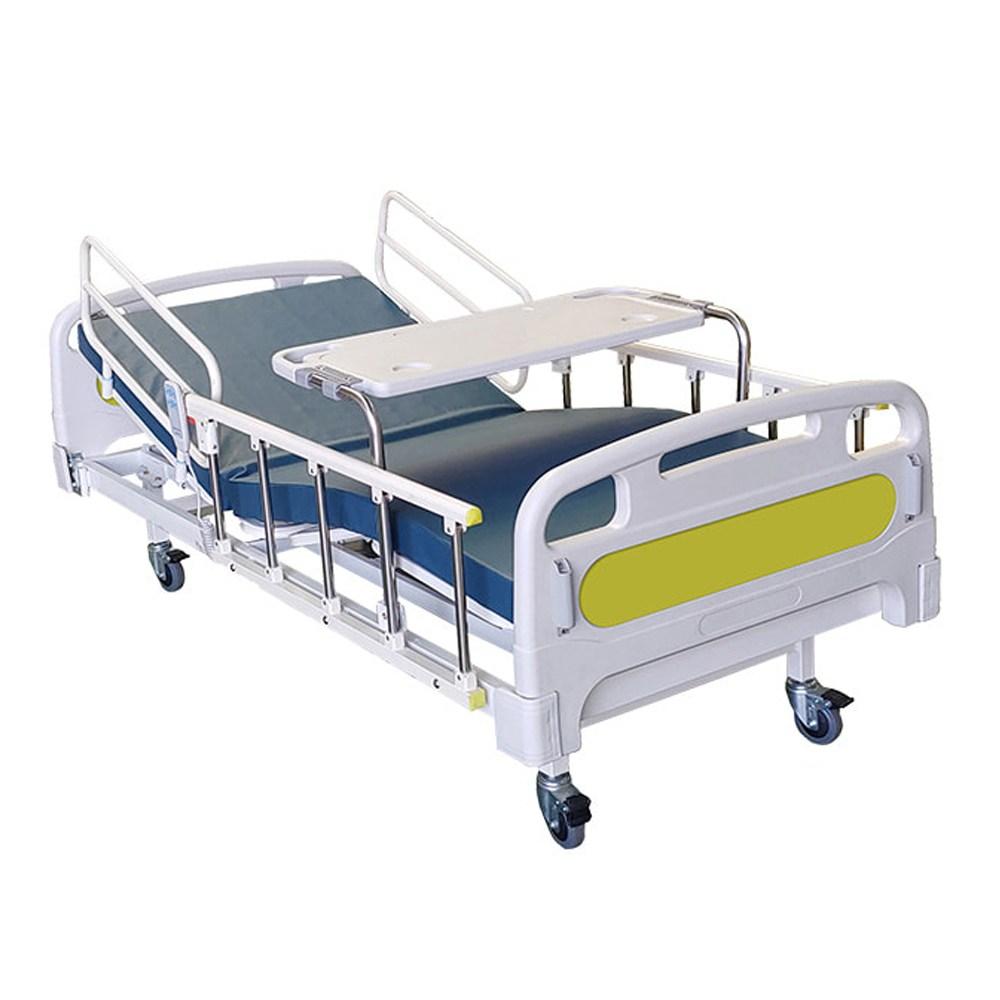 (더원케어) 2모터(낙상방지) 전동침대 3개월대여(환자용 병원용 의료용 가정용) (POP 5717623873)